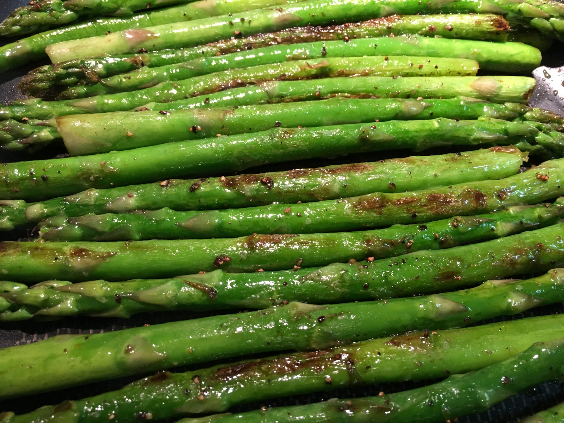 Quick asparagus recipe ready in 8 minutes just savor it cooked asparagus ccuart Image collections